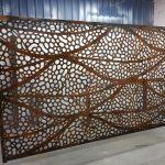 Custom Designed Laser Cut Panels