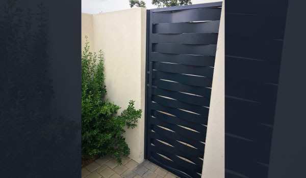 Gates | RAW Projects | Structural Steel and Sheet Metal