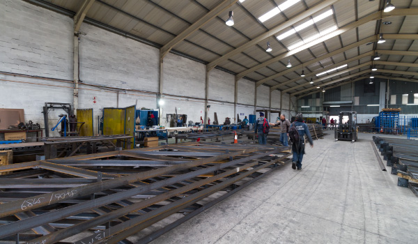 Workshop | RAW Projects | Structural Steel and Sheet Metal