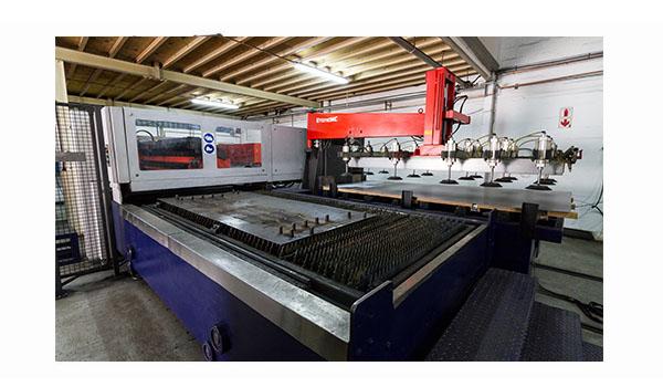 CNC Laser Cutting & Machining